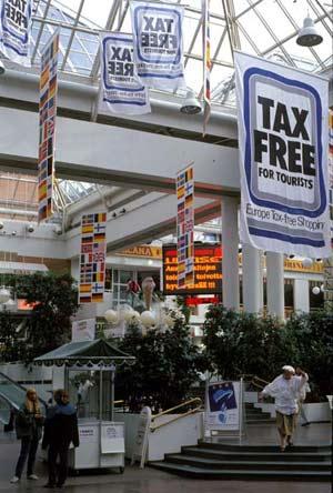 Tax Free в Италии