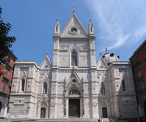 Достопримечательности Неаполя. Собор св. Януария фото
