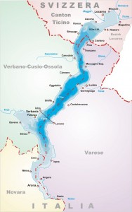 Озеро Маджоре фото
