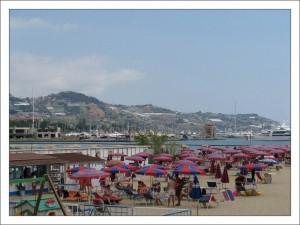 Морские курорты Италии. Сан-Ремо фото