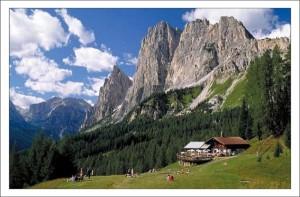 Природа Италии. Альпы. фото