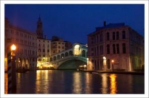 Большой канал Венеции фото