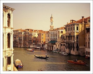 Виды Венеции фото