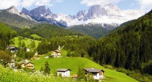 Итальянские Альпы фото