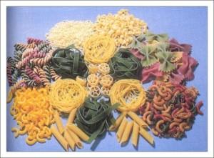 Итальянские продукты. Паста фото
