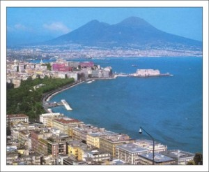 Виды Неаполя фото