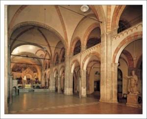 Музеи Милана. Базилика Св. Амброджио фото