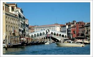 Мосты Италии. Риальто фото