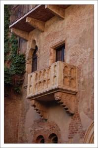 Балкон Джульетты фото