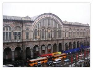 Турин. Вокзал фото