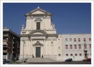 Чивитавекья. Собор  San Francesco d'Assisi фото