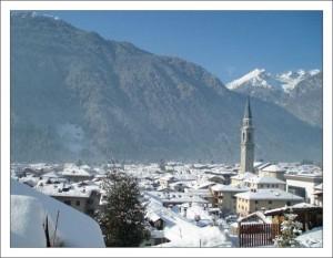 Италия в январе фото