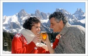 Италия зимой фото