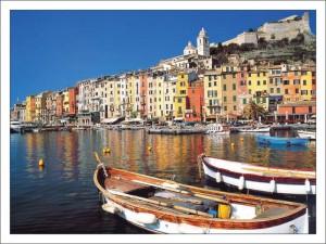 Лигурийское побережье Италии фото