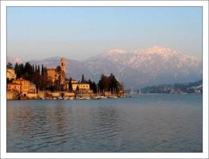 Отдых на озерах Италии. Комо фото