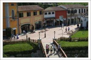 Шоппинг во Флоренции фото