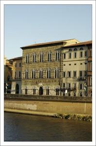 Пиза. Palazzo Gambacorti фото