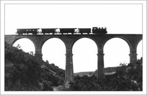 Железные дороги Италии. Старое фото