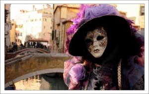 Итальянские праздники. Венецианский карнавал фото