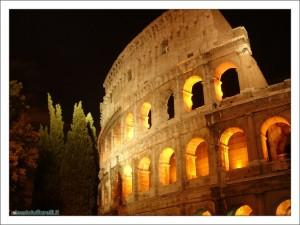 Итальянские пейзажи. Коллизей фото