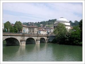Реки Италии. Река По фото