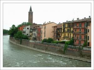 Реки Италии. Адидже фото
