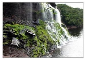 Самые красивые водопады мира фото