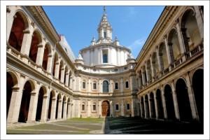 Итальянские университеты. La Sapienza фото