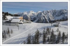 Зима в Италии фото