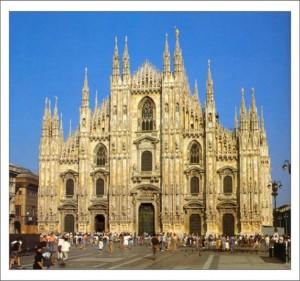 Собор в Милане фото