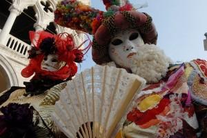 карнавал Венеции