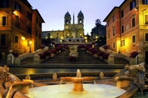 Рим - столица Италии фото