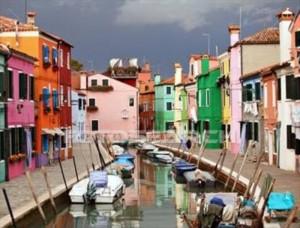 Бурано. Венеция фото