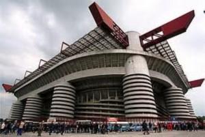 Сан Сиро - стадион в Милане фото