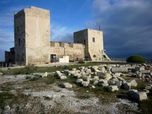 Кальяри. Сардиния. Замок фото