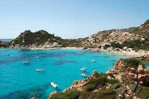 Море Сардинии фото